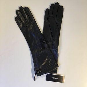 Alfani leather Moto gloves – NWT